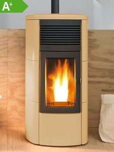 Pelletofen MCZ CLUB Comfort Air 12 kW - 2016 UP