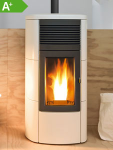 Pelletofen MCZ CLUB Comfort Air 14 kW - 2016 UP