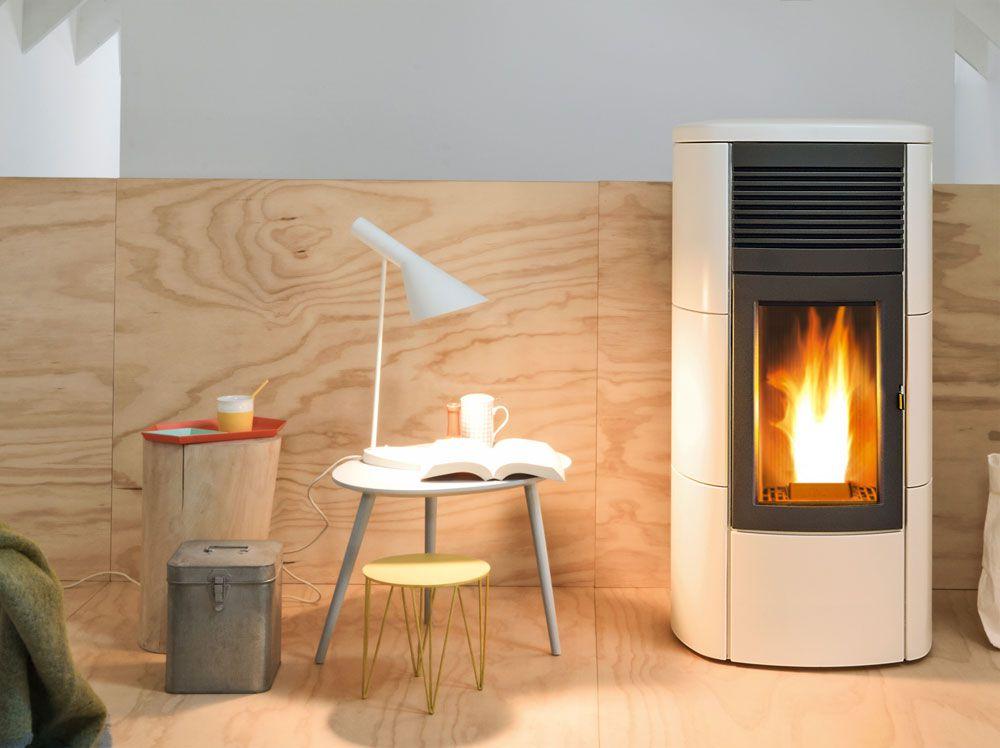 wasserf hrender pelletofen mcz club hydromatic 24 kw. Black Bedroom Furniture Sets. Home Design Ideas
