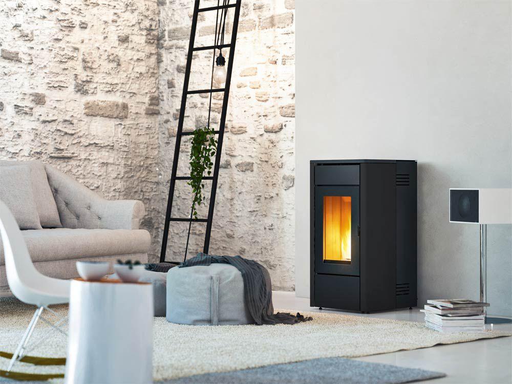 pelletofen mcz amy. Black Bedroom Furniture Sets. Home Design Ideas
