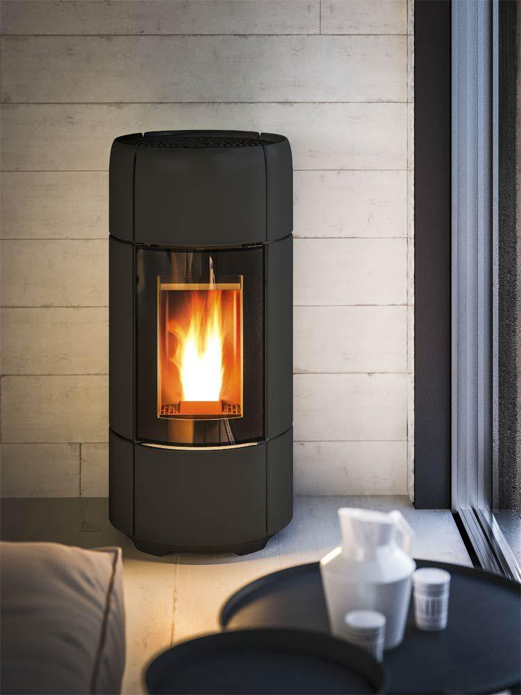 pelletofen mcz curve air. Black Bedroom Furniture Sets. Home Design Ideas